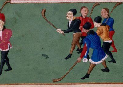 Getijdenboek - Heures d'Adélaïde de Savoie, Hertogin van Bourgondien November, Musée Condé, Chantilly 2