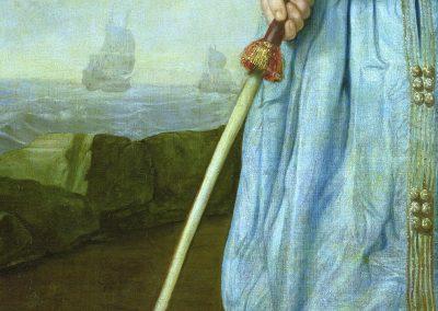 Helst, Bartolomeus van der- Jongen spelend met een kolf - Edward James Foundation, Sussex 2